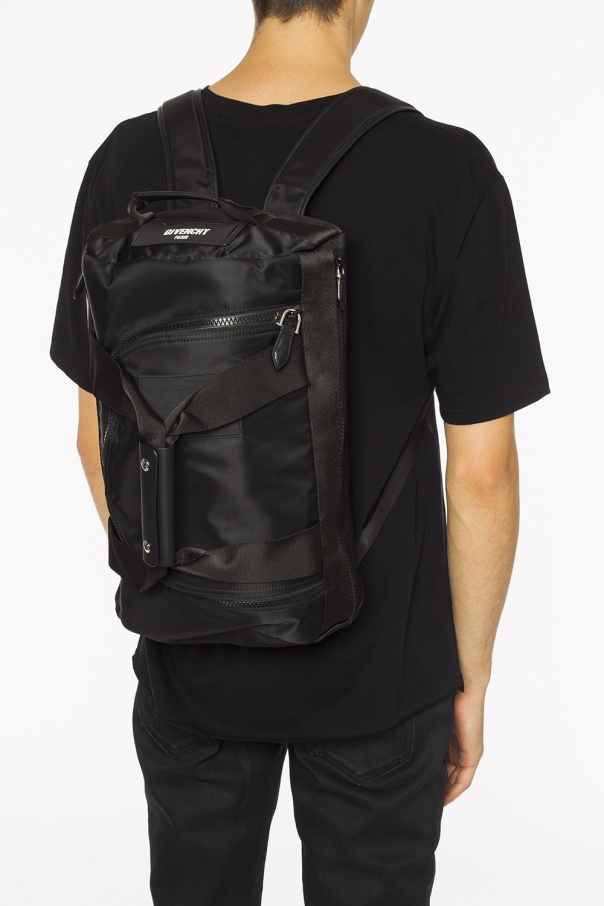 Patched backpack od Givenchy