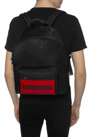 'urban' branded backpack od Givenchy