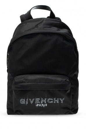 'urban' backpack with logo od Givenchy