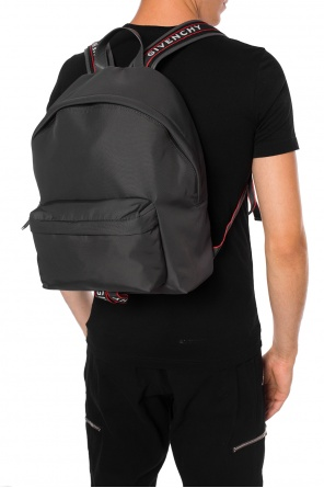 Backpack with logo od Givenchy