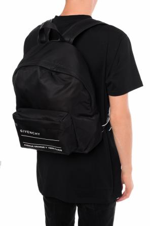 Backpack with a print od Givenchy