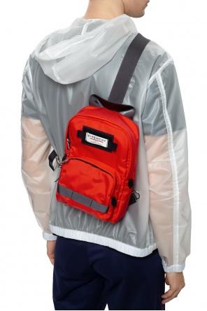 Logo backpack od Givenchy