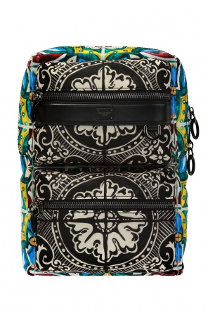 One-shoulder backpack od Dolce & Gabbana