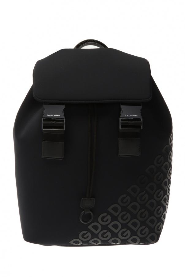 Dolce & Gabbana 'Millennials' logo backpack