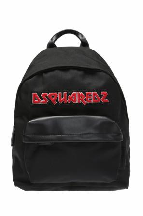 Backpack with a logo od Dsquared2