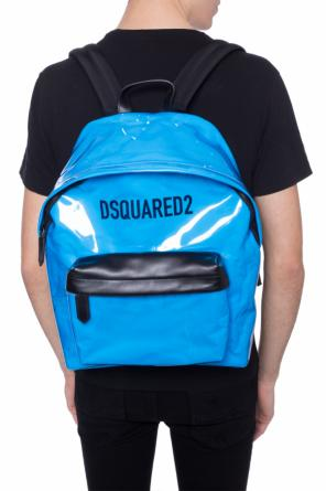 Logo-printed backpack od Dsquared2