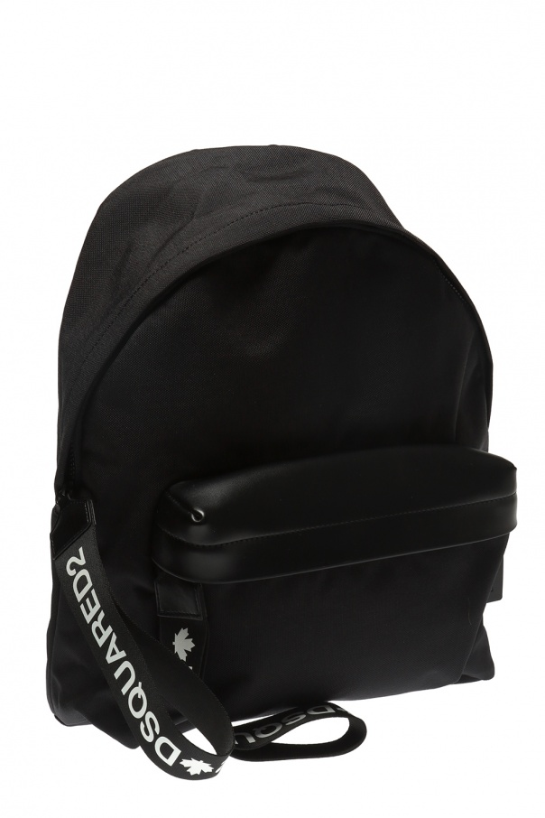 Branded backpack od Dsquared2