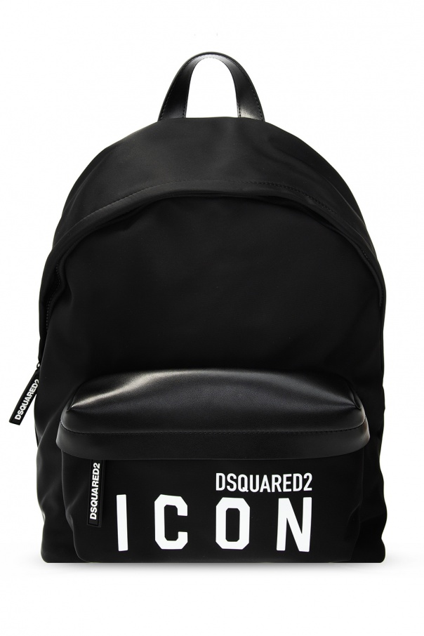 Dsquared2 Printed backpack