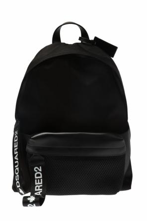 ... Backpack with a belt bag od Dsquared2 966bee2ed8b94