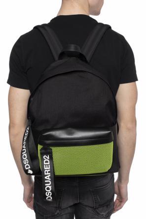 Backpack with a belt bag od Dsquared2 ... 8ea58309f6d8f