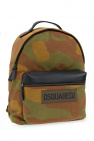 Dsquared2 Backpack with camo print