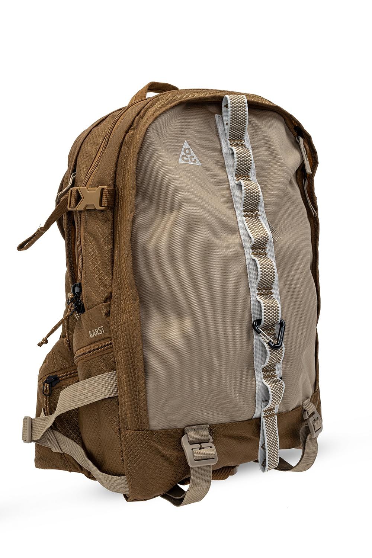Nike 'Karst' backpack with logo