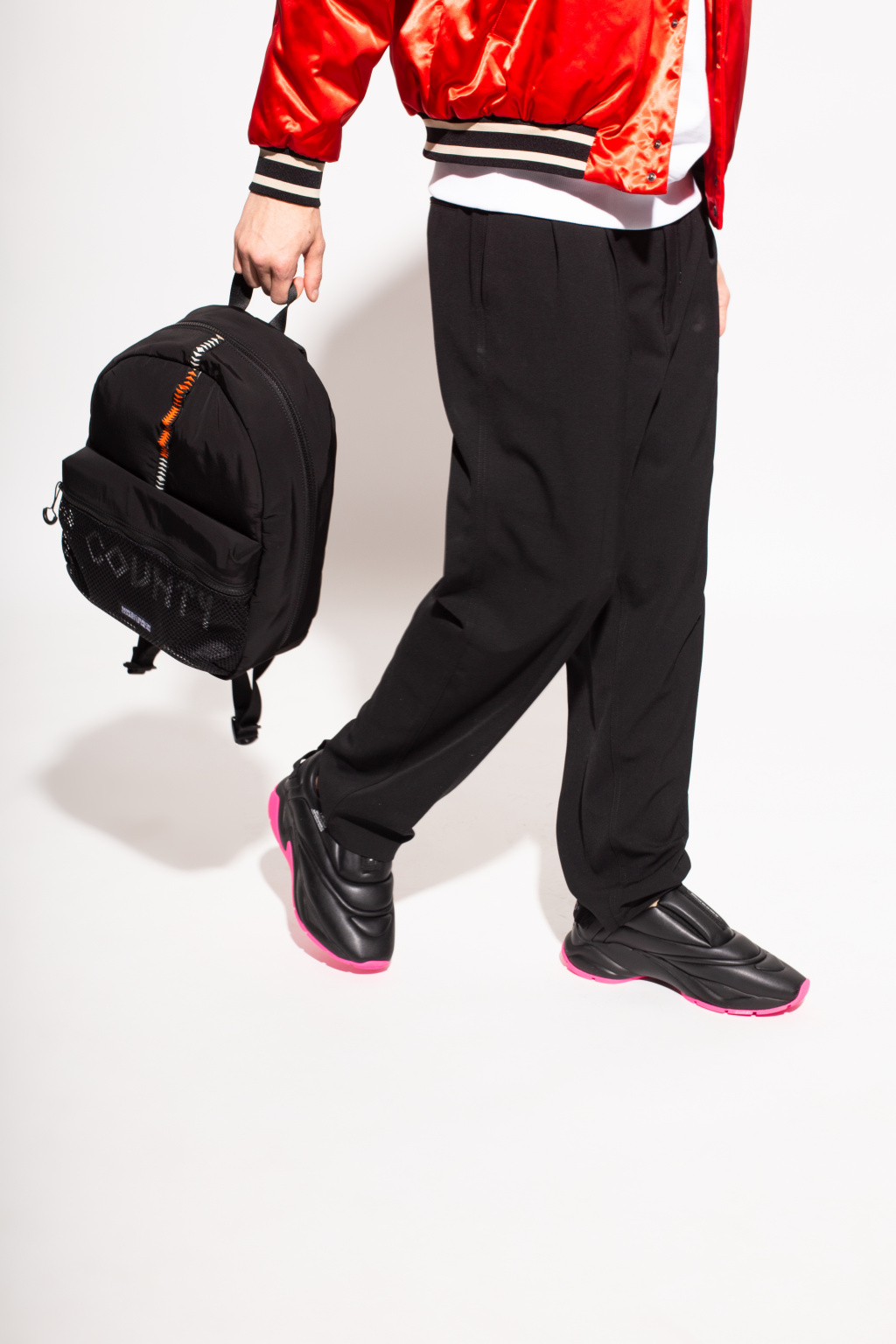 Marcelo Burlon Backpack with logo