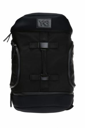 Backpack with patch od Y-3 Yohji Yamamoto