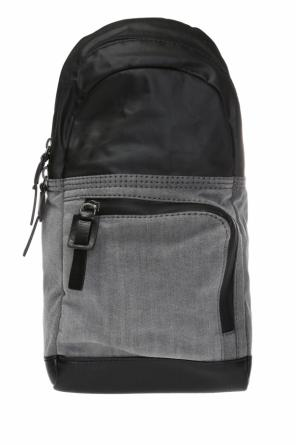 'd-master mono' one-shoulder backpack od Diesel