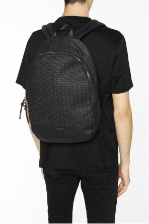 Rubber motif backpack od Diesel