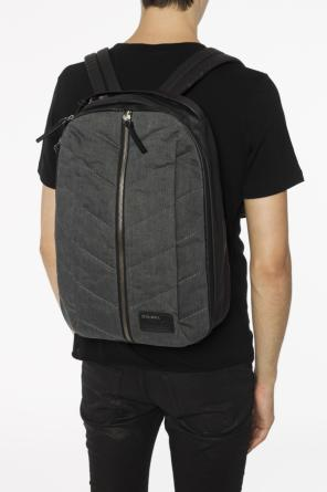 Logo-patched backpack od Diesel
