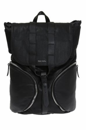 Backpack with decorative pockets od Diesel