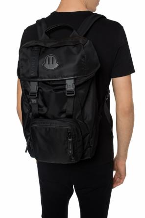 'chute' backpack od Moncler
