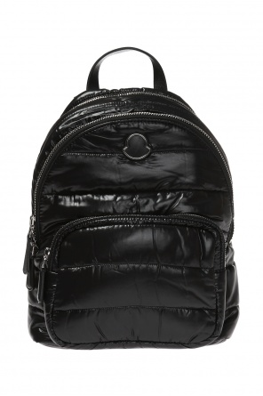 'kilia mm' quilted backpack od Moncler