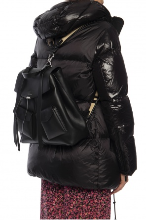 'darcy' backpack with logo od AllSaints
