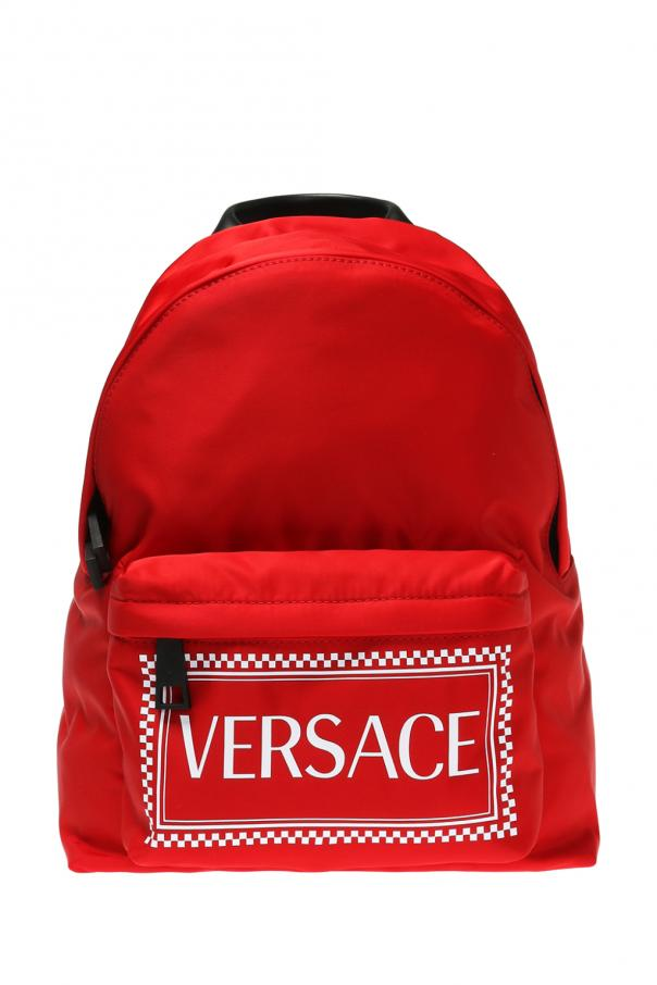 befd4e3751c1 Branded backpack Versace - Vitkac shop online