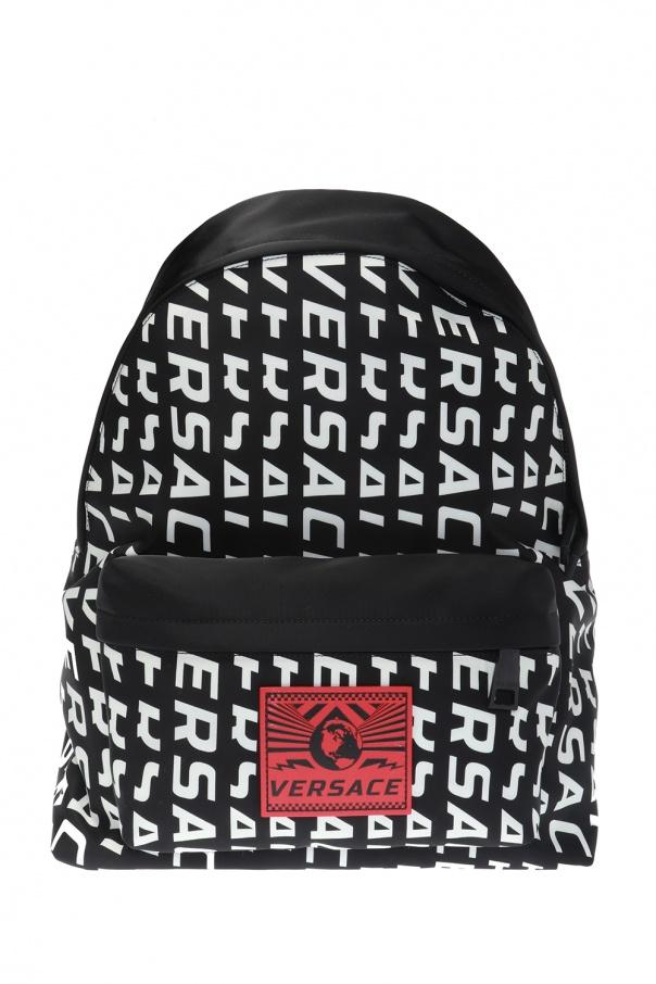 880c8d22308 Logo backpack Versace - Vitkac shop online