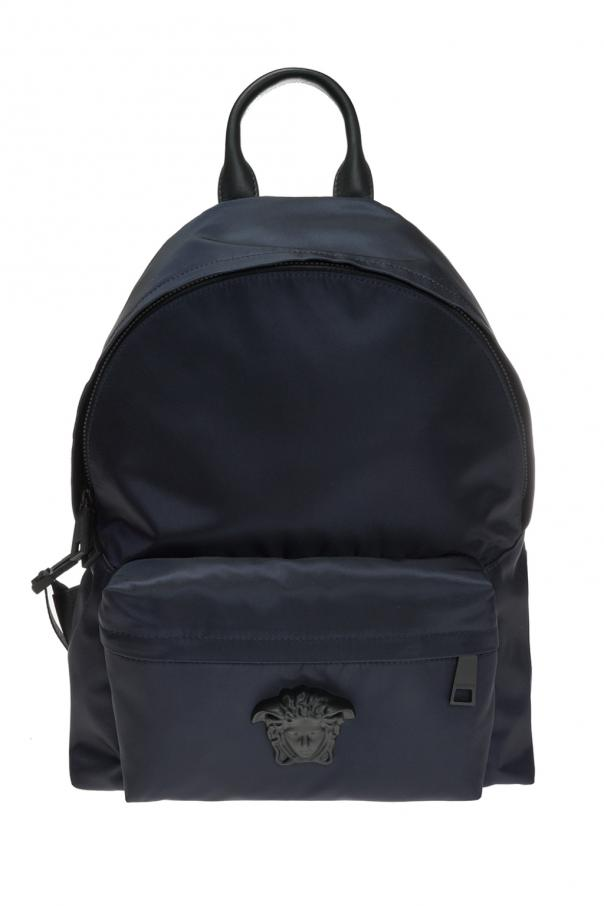 Versace Backpack with Medusa head