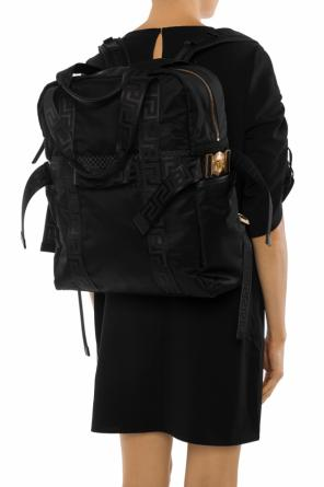Embellished backpack od Versace