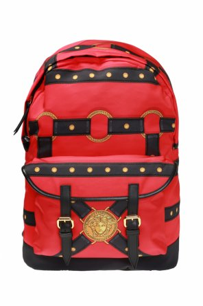 Printed backpack od Versace