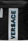 Versace One-shoulder backpack with logo