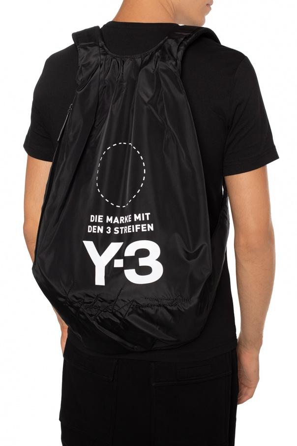 13b745861c83 Backpack with a print Y-3 Yohji Yamamoto - Vitkac shop online