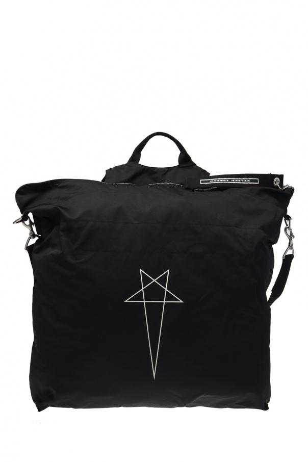 Rick Owens DRKSHDW Printed backpack