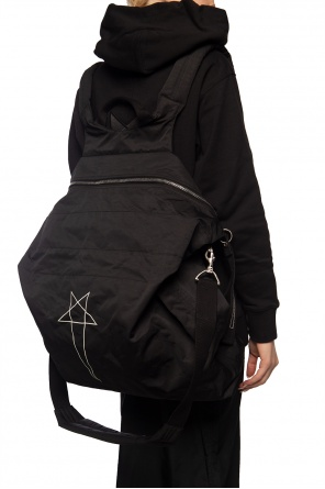 Printed backpack od Rick Owens DRKSHDW