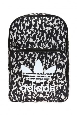 Patterned backpack with logo od ADIDAS Originals