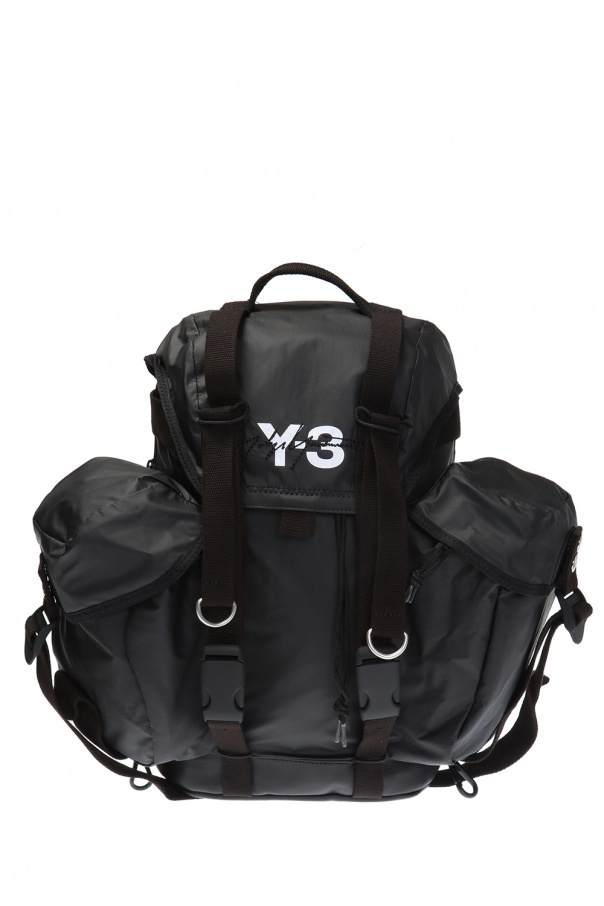 2e2d881f56de Logo backpack Y-3 Yohji Yamamoto - Vitkac shop online