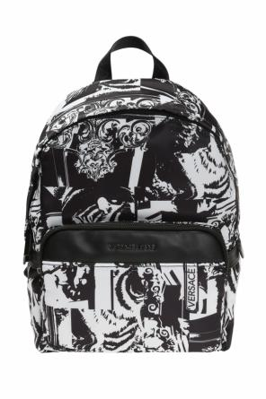 Patterned backpack od Versace Jeans