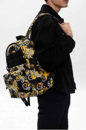 Patterned backpack od Versace Jeans Couture