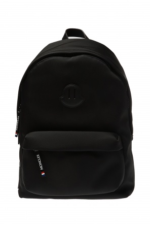 7261d0024 ... Plecak z naszytym logo 'pierrick' od Moncler
