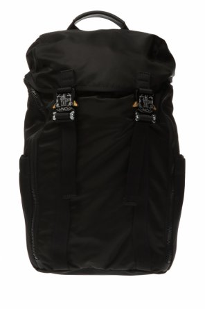 Backpack with logo od Moncler Genius