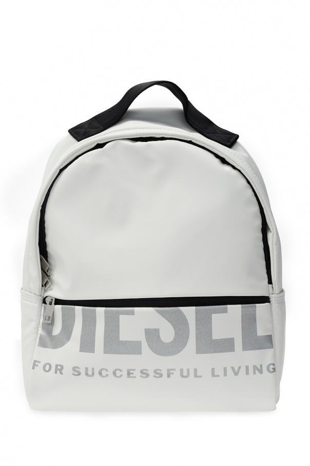 Diesel 'F-Bold Back FL II' logo backpack