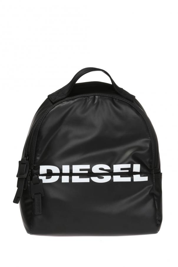 74d193d201d90 Plecak  F-Bold Back  z nadrukiem z logo Diesel - sklep internetowy ...