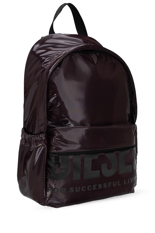 Diesel 'F-Bold Back FL III' backpack with logo