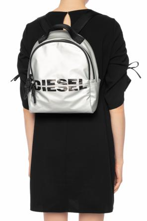 Branded backpack od Diesel