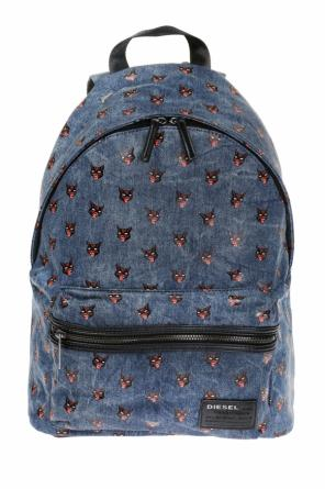 'f-easy' denim backpack od Diesel