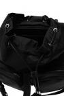 Moncler 'O' 'Dauphine' backpack w/ several pockets