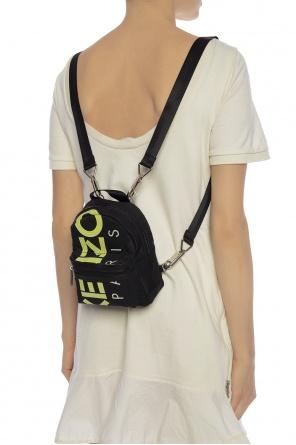 Logo-printed backpack od Kenzo ... 667beb5776e39
