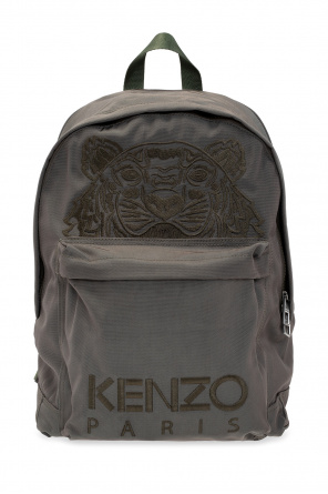 Backpack with tiger motif od Kenzo