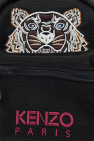 Kenzo Backpack with tiger motif