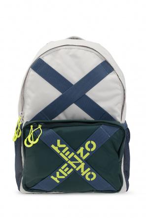 Logo-printed backpack od Kenzo